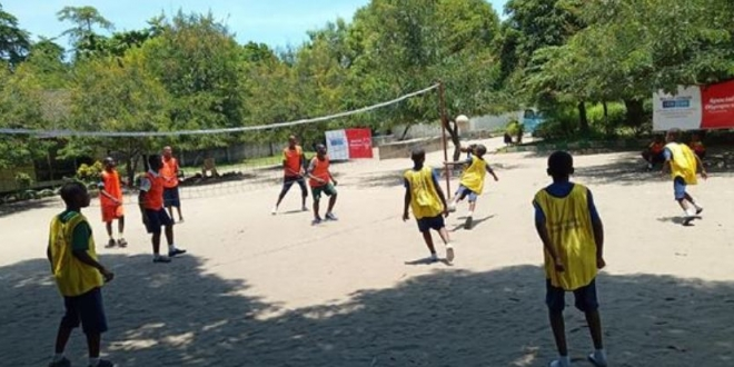 Support Inter-School Games,  they are country's fortune