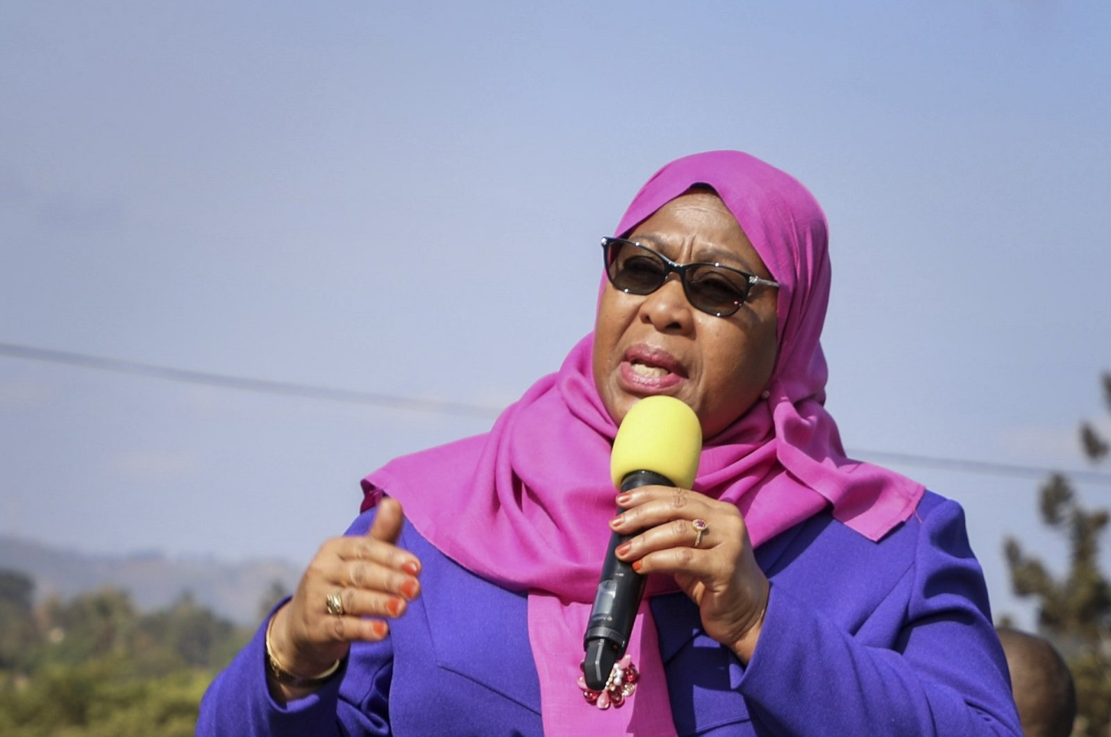 Samia Orders RCs to relocate hawkers