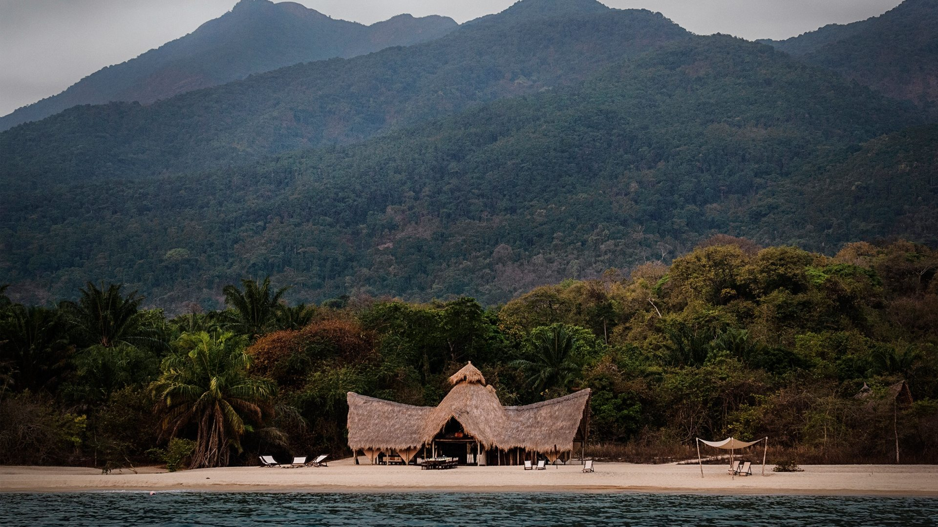DID YOU KNOW? Mahale Mountains National Park