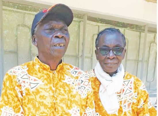 Solomon Bukambu: Driving for over  40-year without a single accident