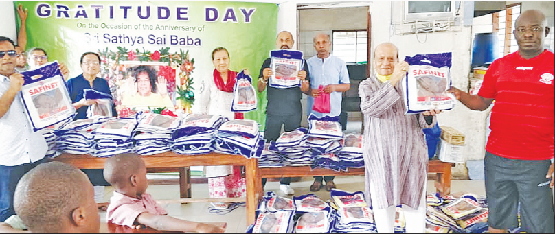 Faith NGO helps Dar needy pupils, elderly