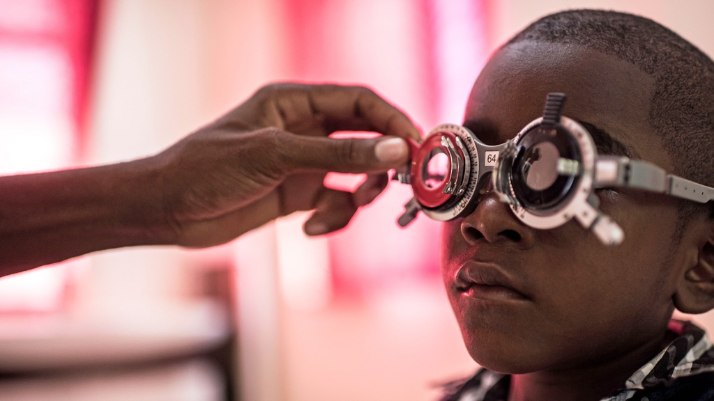 Sight Savers launch  eye care project for  children in Singida