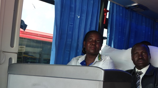 COSOTA to charge buses showing TZ films