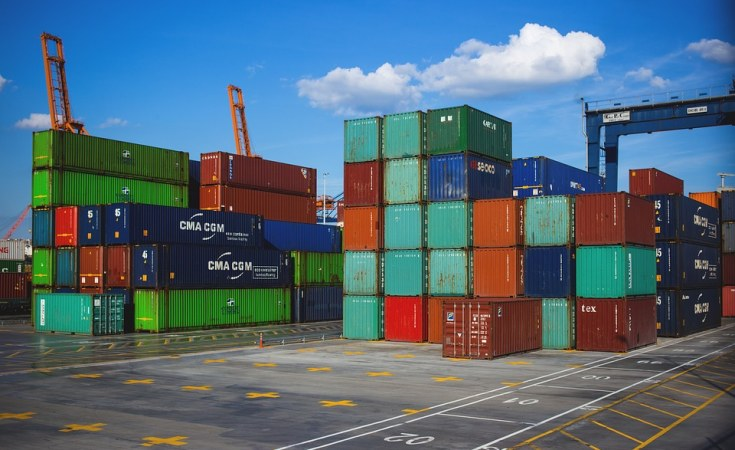 Import of  goods, services  on the rise
