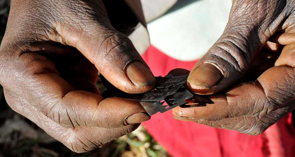 Alternative rite of passage  saves 350 girls from FGM