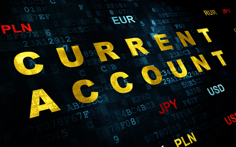 Z'bar current account widens