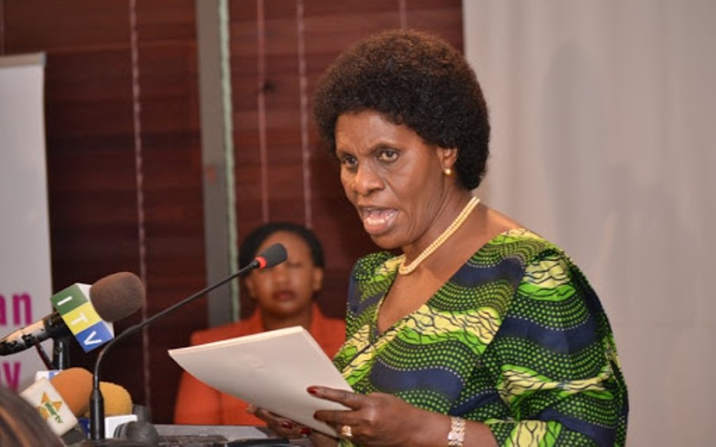 Makinda calls on varsity  students, staff to adhere  to ethics, respect