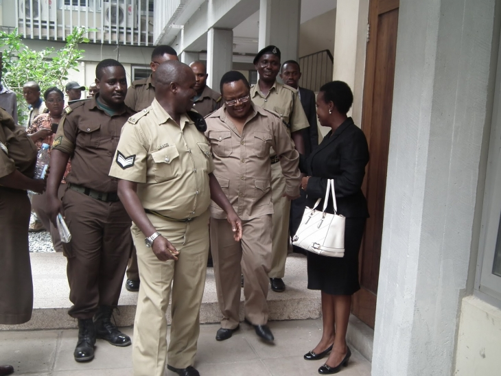 DPP sets free Lissu and two Journalists