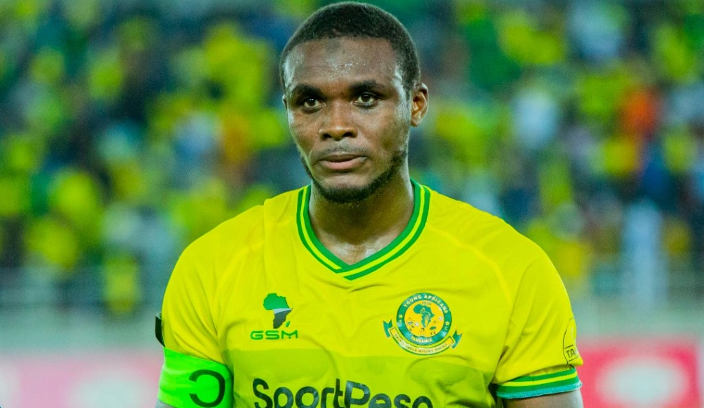 Finally Young Africans part ways with defender Lamine Moro