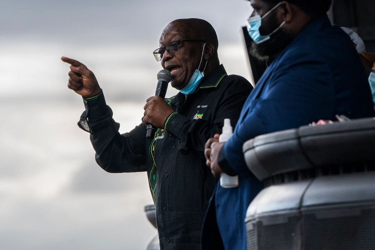 Zuma corruption trial resumes after deadly South Africa unrest