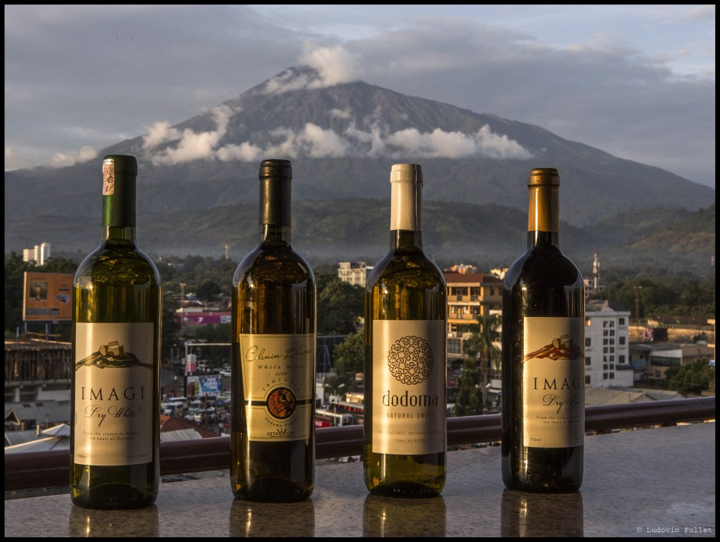 DID YOU KNOW? While in Dodoma, take a sip of wine