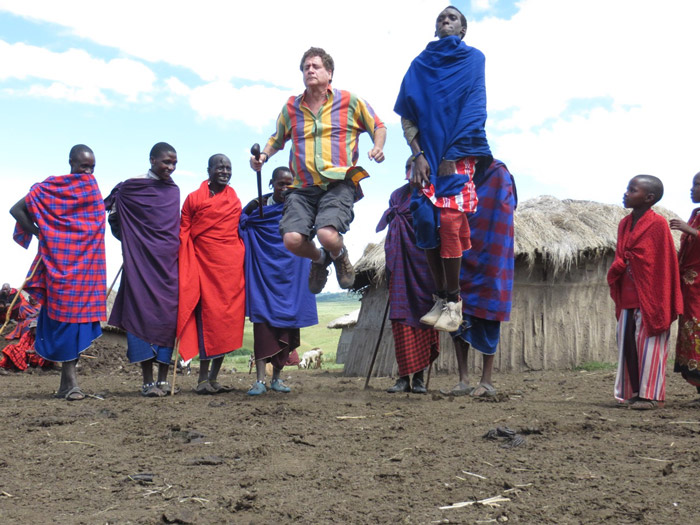 Tourism over tradition in Tanzania