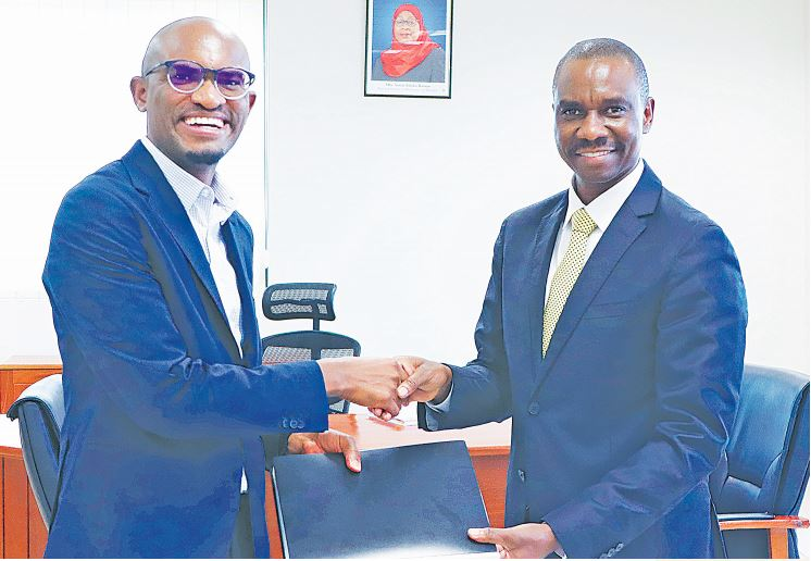 New TADB MD vows to take  agriculture to new heights