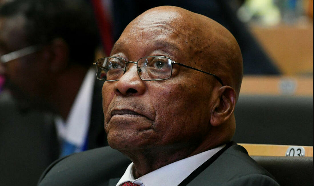 ZUMA to face corruption trials next week in person