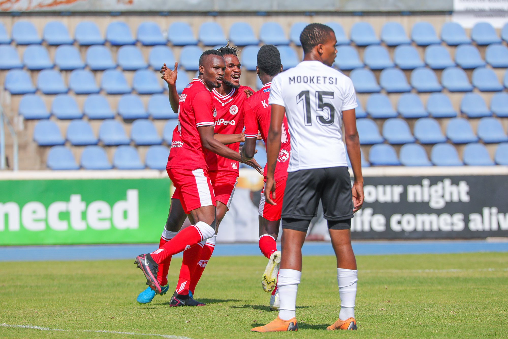 Gomes lauds players maturity