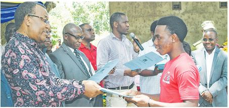Secure Land rights for Tanzanian youth:  Missing link in quest for rural economic growth