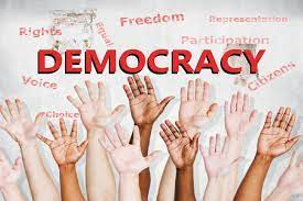 Dialogues healthy for  democracy, peace